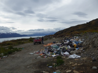 Rubbish dump Guadal